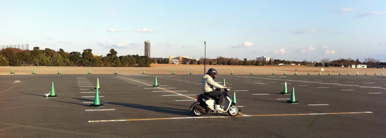First Experiment of Bikeinformatics (2012.01.13)